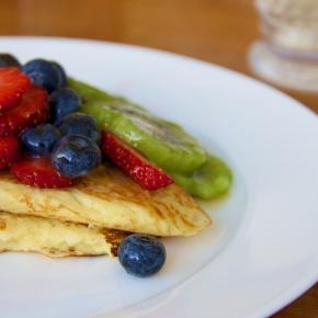 A Lazy Girl's PancakeRecipe