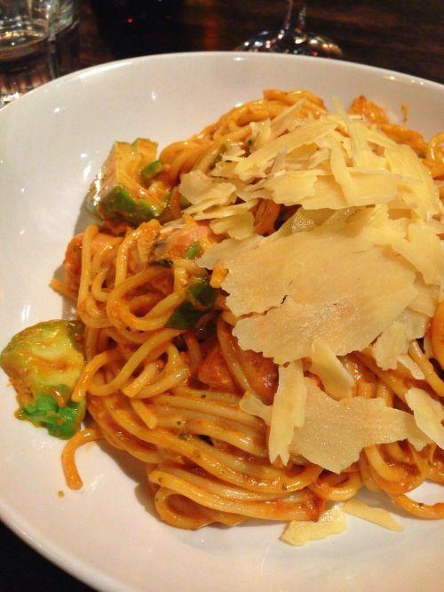 Spaghetti Alla groove