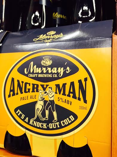 Angry Man Beer