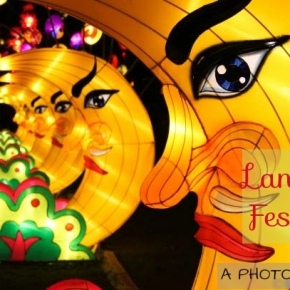 Night Lantern Festival: A Photo Essay