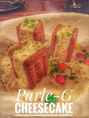 Farzi Cafe : DLFCyberhub